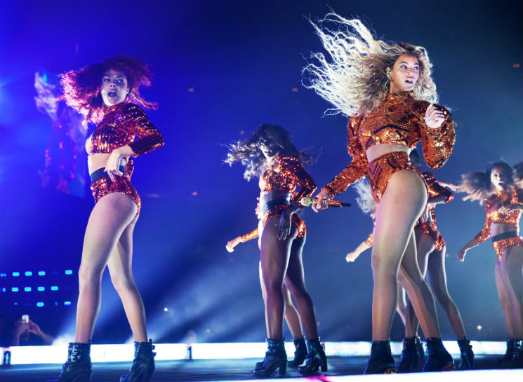 ​Beyoncé Has Two More Netflix Projects in the Works