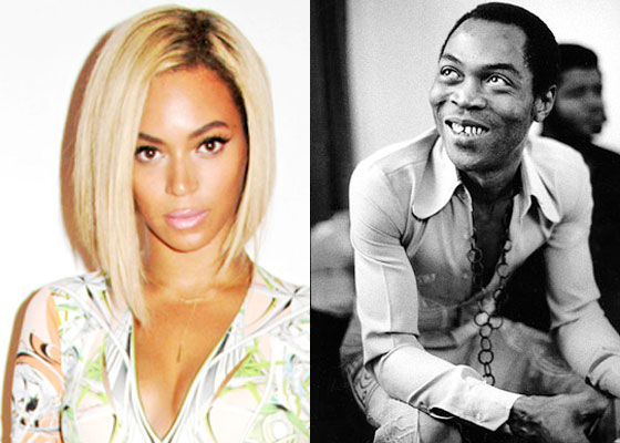 Beyoncé Scrapped a Fela Kuti-Inspired Album, The-Dream Says