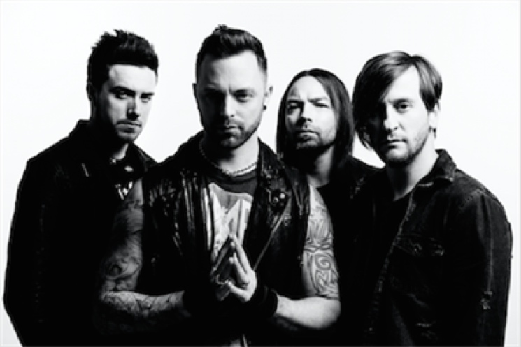 Bullet for My Valentine Announce North American Winter Tour