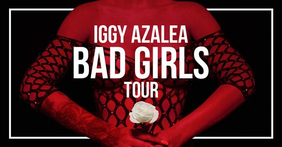 Iggy Azalea Gets CupcakKe for 'The Bad Girls Tour'