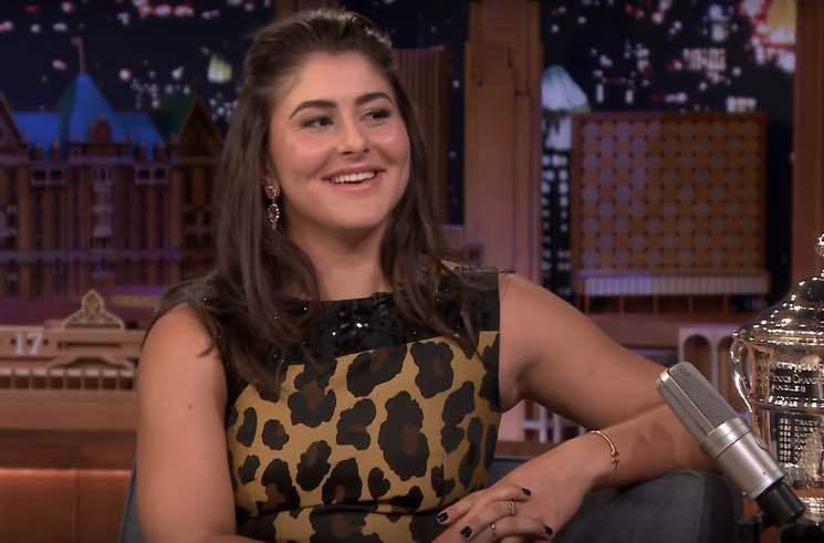 ​Canadian Tennis Champ Bianca Andreescu Wants Drake to Congratulate Her