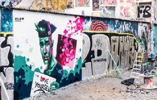 Justin Bieber Confirms 'Purpose' Tracklist with Global Graffiti Campaign