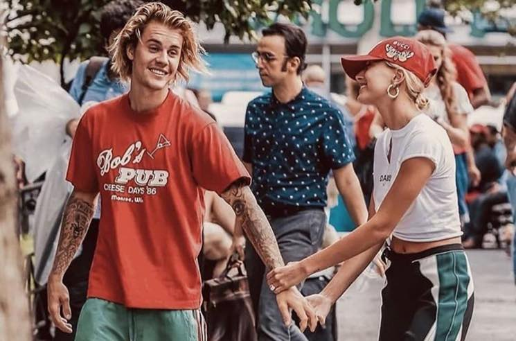 Justin Bieber's Wife ​Hailey Baldwin Changes Name to Hailey Bieber on Instagram