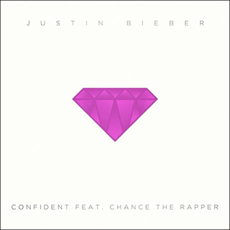 Justin Bieber 'Confident' (ft. Chance the Rapper)