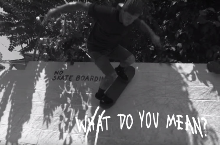 "Justin Bieber ""What Do You Mean?"" (lyric video)"