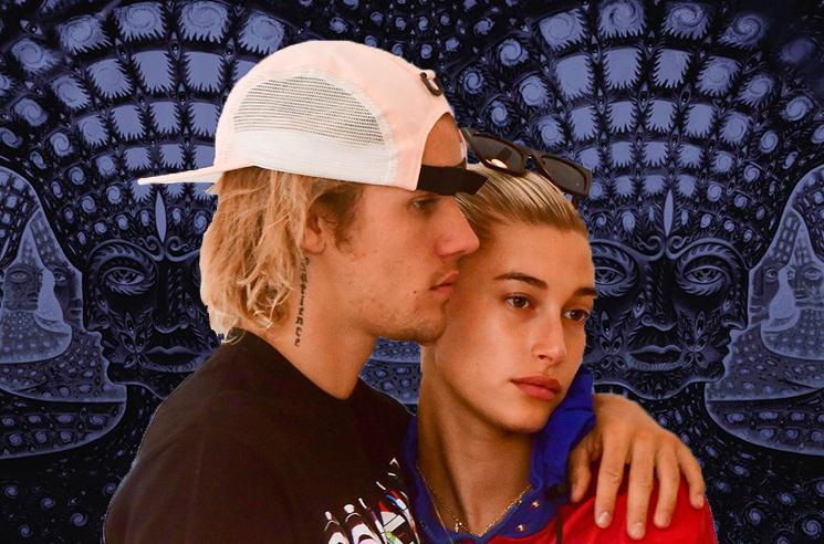 Hailey Bieber Defends Justin Bieber's Tool Fandom