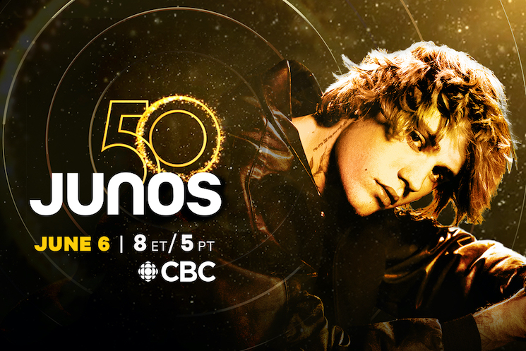 Justin Bieber to Perform at the 2021 Juno Awards