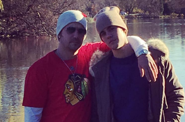 ​Here's the List of Most-Followed Canadians on Instagram (and Justin Bieber's Dad Is One of Them)