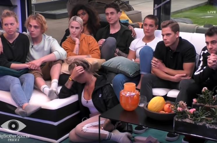 ​Watch the 'Big Brother Germany' Housemates Learn About Coronavirus on Live TV