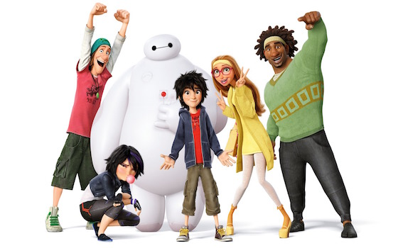 'Big Hero 6' Is Becoming an Animated Series