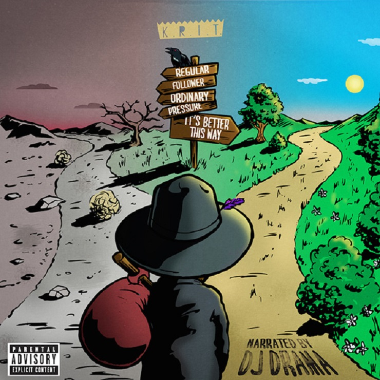 Big K.R.I.T. 'It's Better This Way' (mixtape)