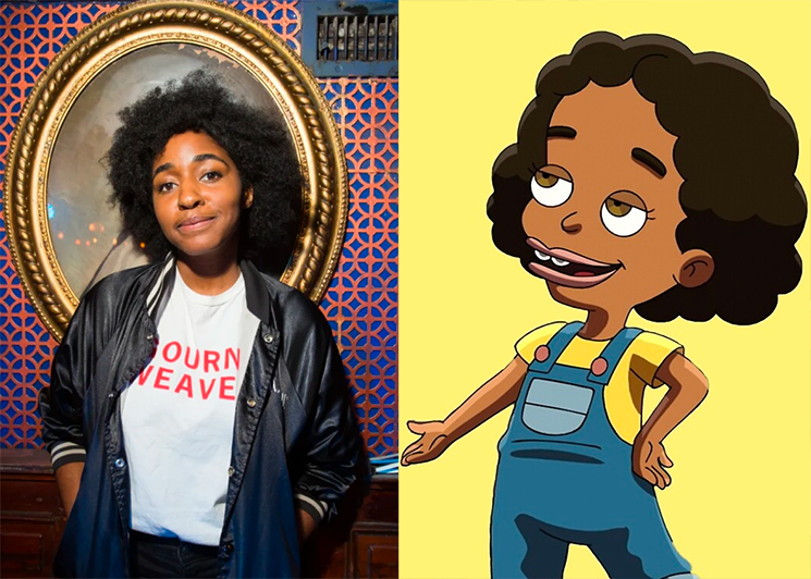 Comedian Ayo Edebiri Replaces Jenny Slate as Voice of Missy on 'Big Mouth'
