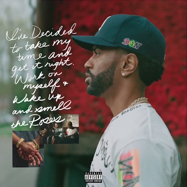 "Big Sean Shares ""Single Again"""
