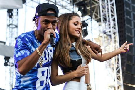 "Ariana Grande ""Best Mistake"" (ft. Big Sean)"
