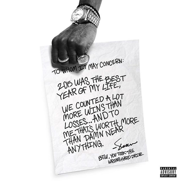 "Big Sean ""What a Year"" (ft. Pharrell) (prod. by Detail)"