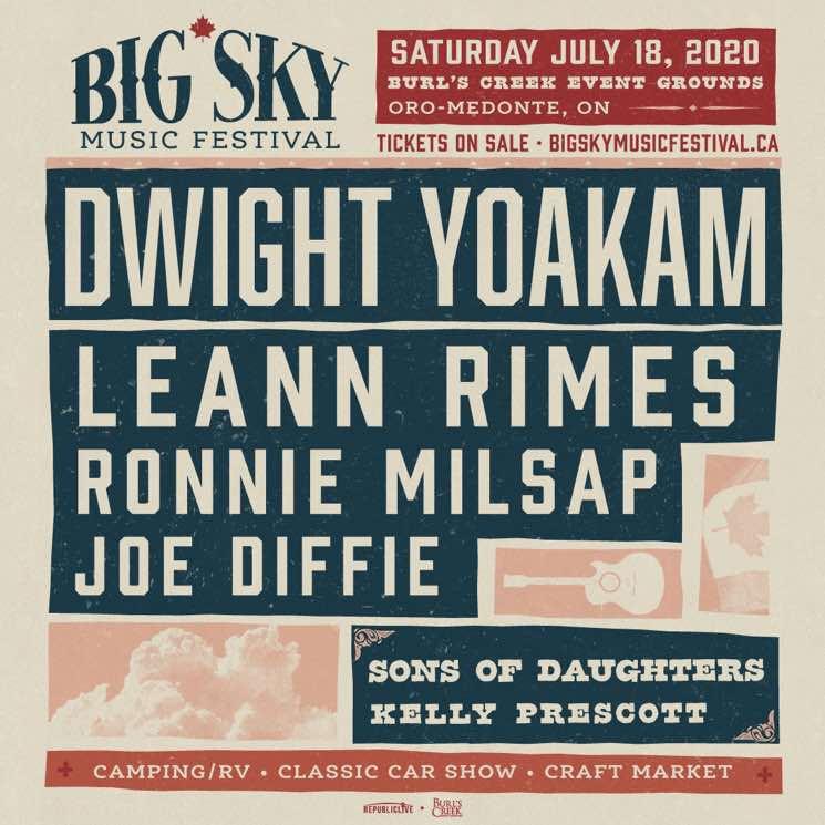 LeAnn Rimes Added to Big Sky Music Festival Lineup