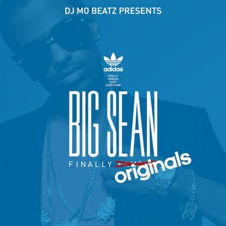 Big Sean 'Finally Originals' mixtape