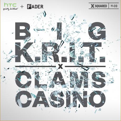 """Big K.R.I.T. """"Moon & Stars"""" (Clams Casino remix)"""