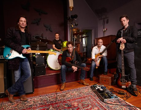 Big Wreck Return with 'Albatross'