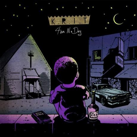 Big K.R.I.T. '4Eva N a Day' mixtape