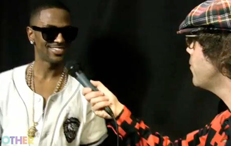 Nardwuar the Human Serviette vs. Big Sean (video)