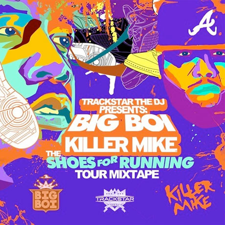 "Big Boi ""In the A"" (Shoes for Running remix ft. Killer Mike)"
