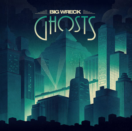 Big Wreck 'Ghosts' (album stream)