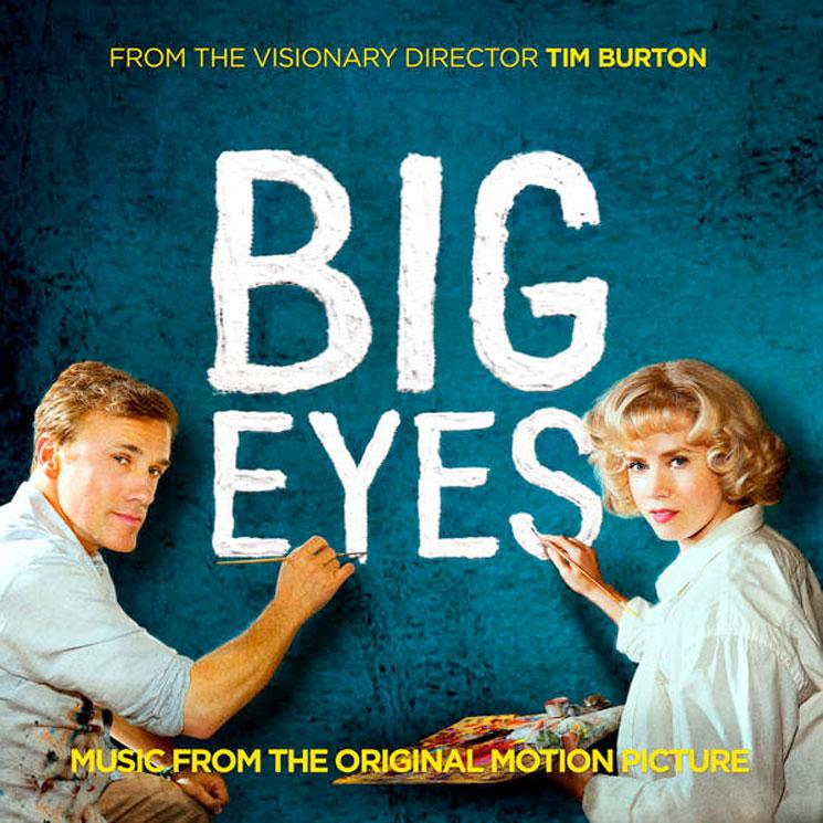 Lana Del Rey-Featuring 'Big Eyes' Soundtrack Released
