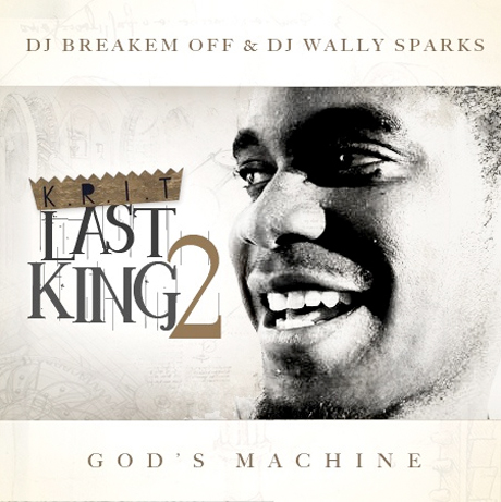 Big K.R.I.T. 'Last King 2: God's Machine' mixtape
