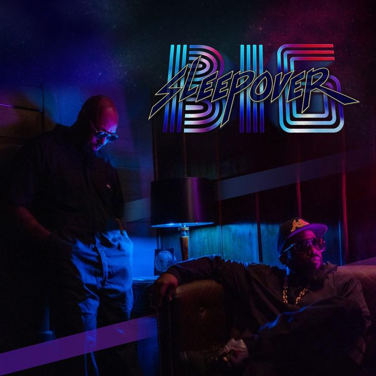 Big Boi and Sleepy Brown Detail New Album 'The Big Sleepover'
