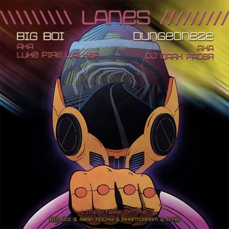 "Big Boi ""Lanes"" (ft. A$AP Rocky, Phantogram)"