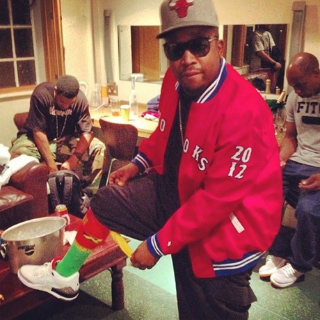 Big Boi to Release His Own Line of Socks