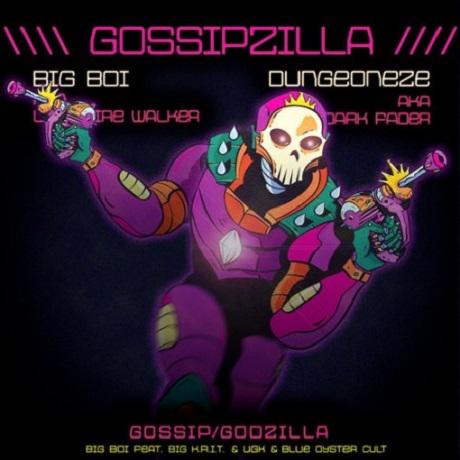 Big Boi 'Gossipzilla' (ft. Big K.R.I.T., UGK, Blue Öyster Cult)