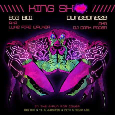 """Big Boi """"King Sh!t"""" (ft. T.I. and Kito & Reija Lee)"""