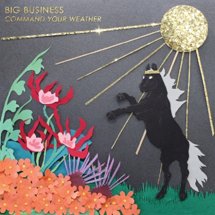 Big Business 'Command Your Weather' (album stream)