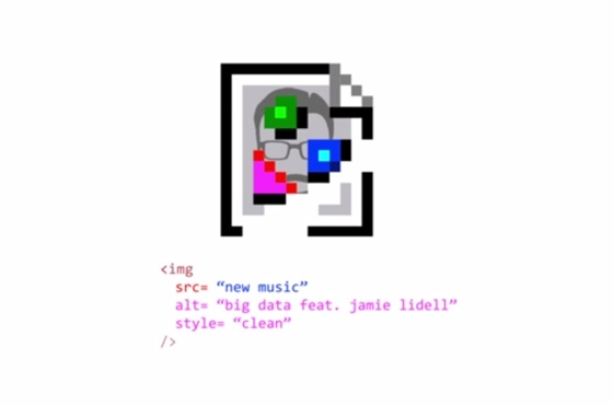 "Big Data ""Clean"" (ft. Jamie Lidell) (lyric video)"