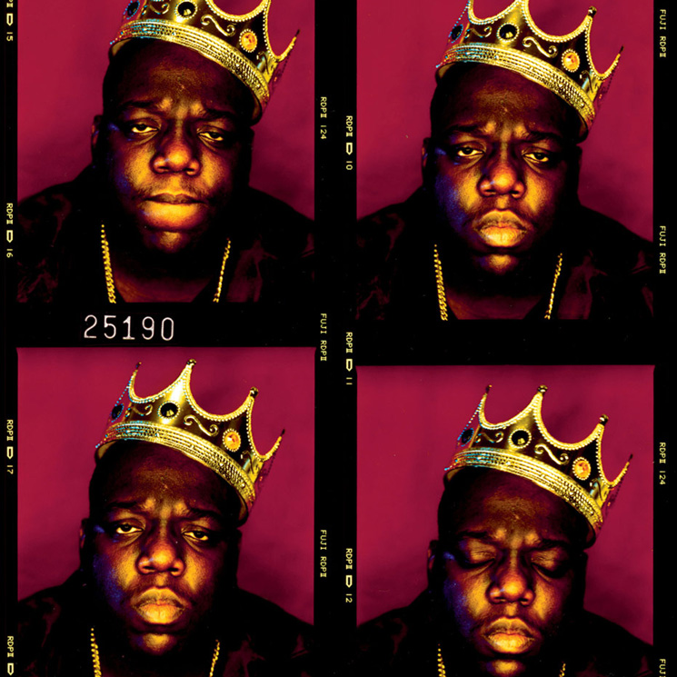 ​The Notorious B.I.G.'s Iconic Crown Is Up for Auction