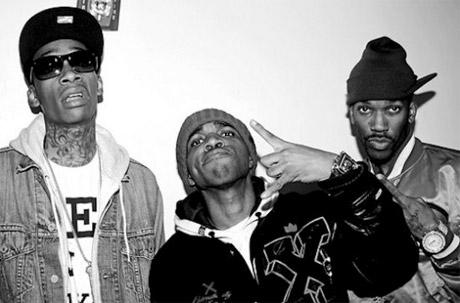 Big Sean 'Weed Brownies' (ft. Wiz Khalifa and Curren$y)