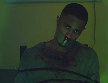 Big Sean 'Ashley' (ft. Miguel) (NSFW video)