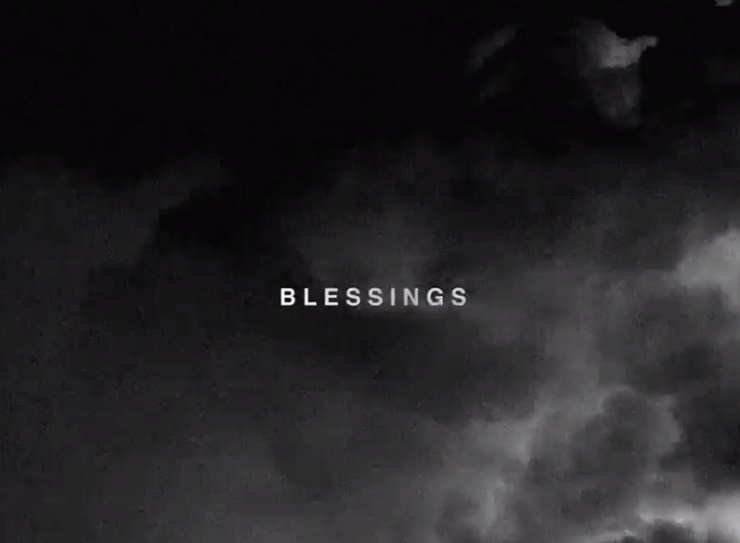 "Big Sean ""Blessings"" (ft. Drake & Kanye West)"