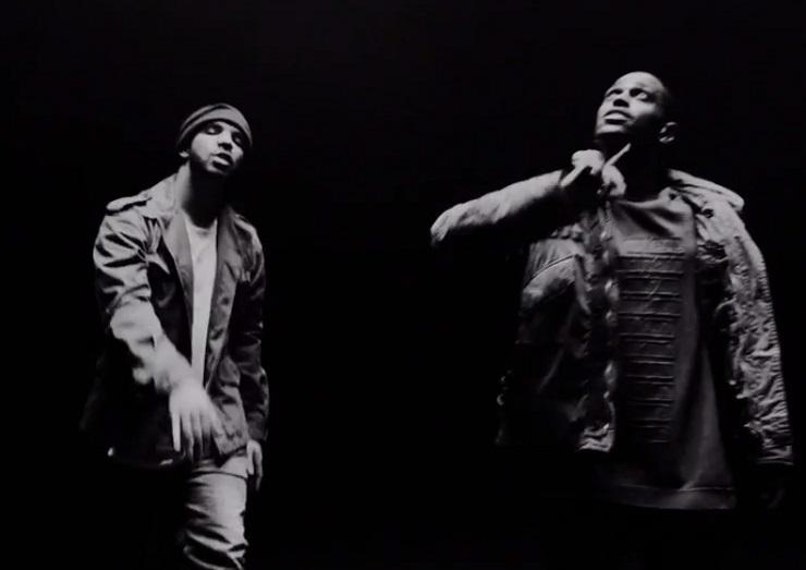 Big Sean 'Blessings' (ft. Drake & Kanye West) (video)