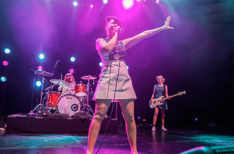 Bikini Kill Hit Canada on North American Tour