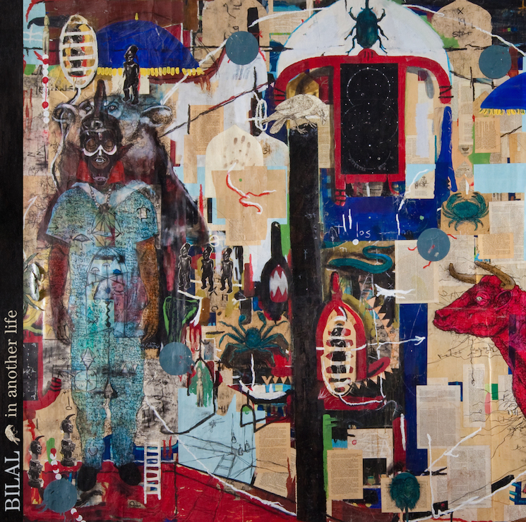 "Bilal ""Money over Love"" (ft. Kendrick Lamar)"