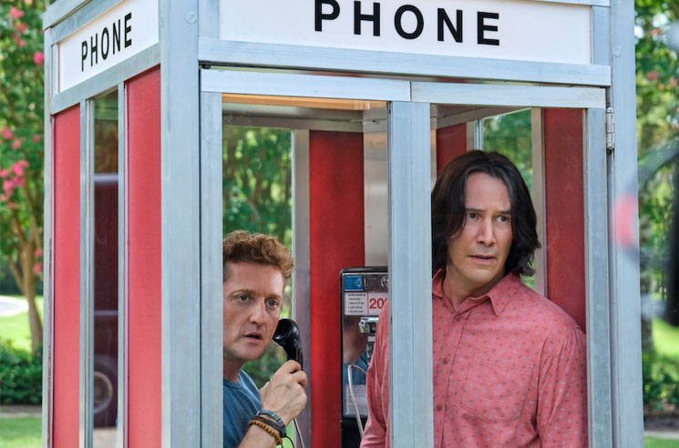 Ed Solomon Responds to Claims That 'Bill & Ted Face the Music' Will Be a 'Woke Piece of Trash'
