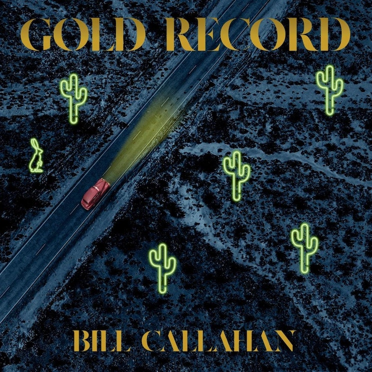 Bill Callahan Carves Out His Place Among the All-Time Greats on 'Gold Record'