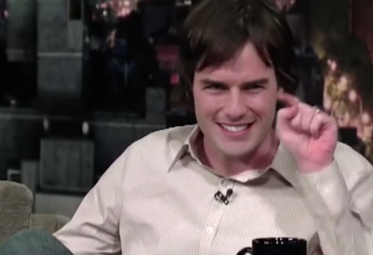 This Bill Hader/Tom Cruise/Seth Rogen Deepfake Will Haunt Your Nightmares