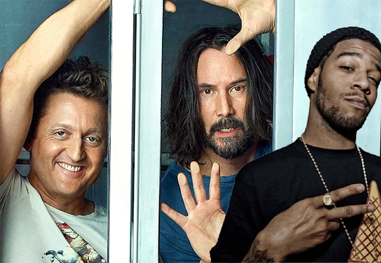 Kid Cudi Joins the Cast of 'Bill & Ted Face the Music'