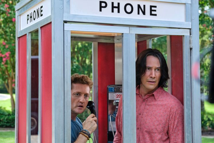 'Bill & Ted' Manage to Age Gracefully, Even If It's Tough to 'Face the Music' Directed by Dean Parisot