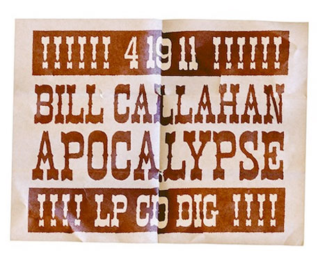 Bill Callahan Dishes More Details on <i>Apocalypse</i>