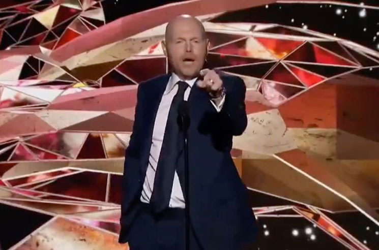 Bill Burr Is Getting Grilled over His Grammys Broadcast Jokes